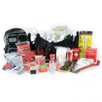 Kit with contents