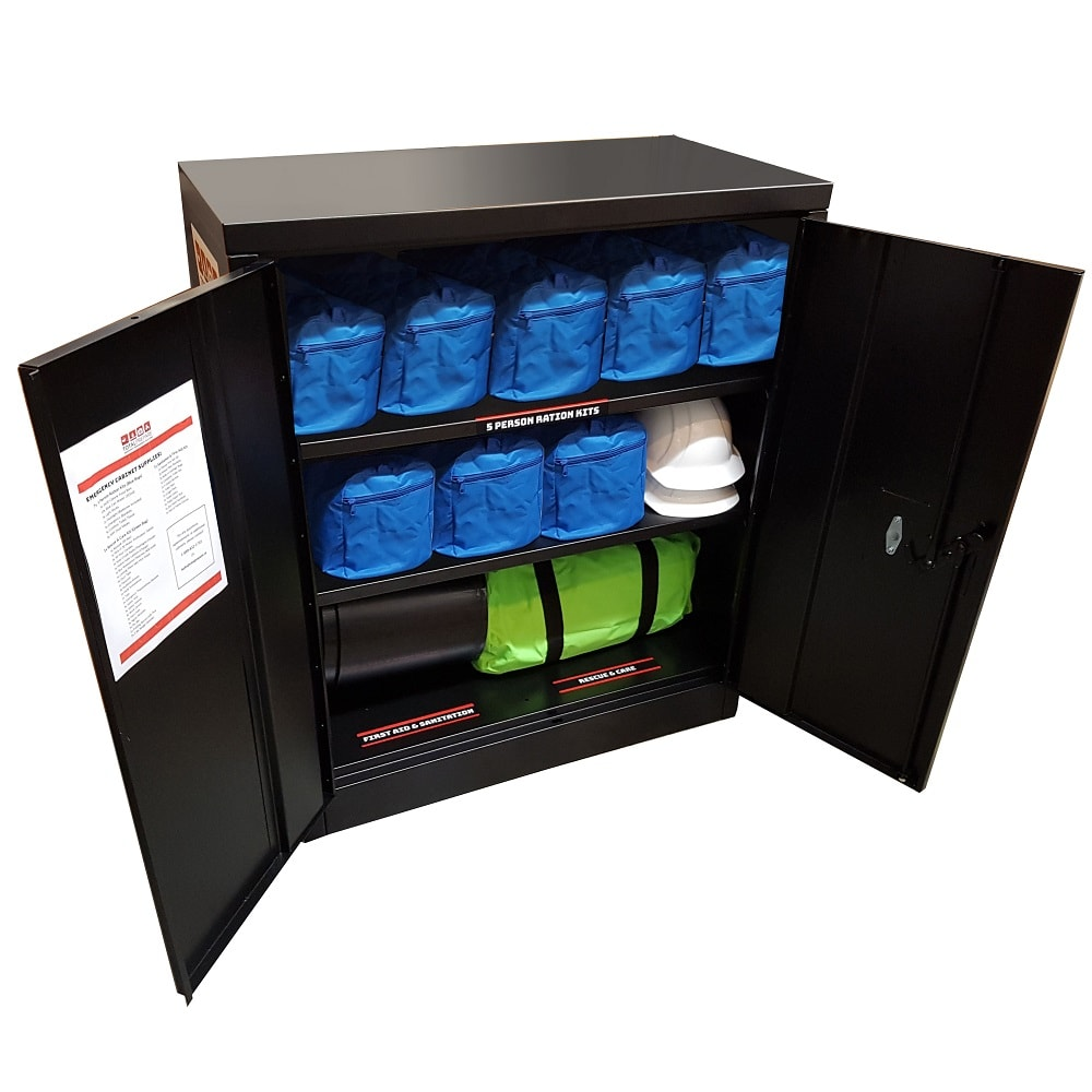 40 Person Workplace Cabinet