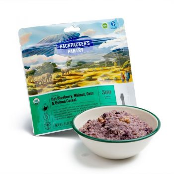 Organic Blueberry Quinoa