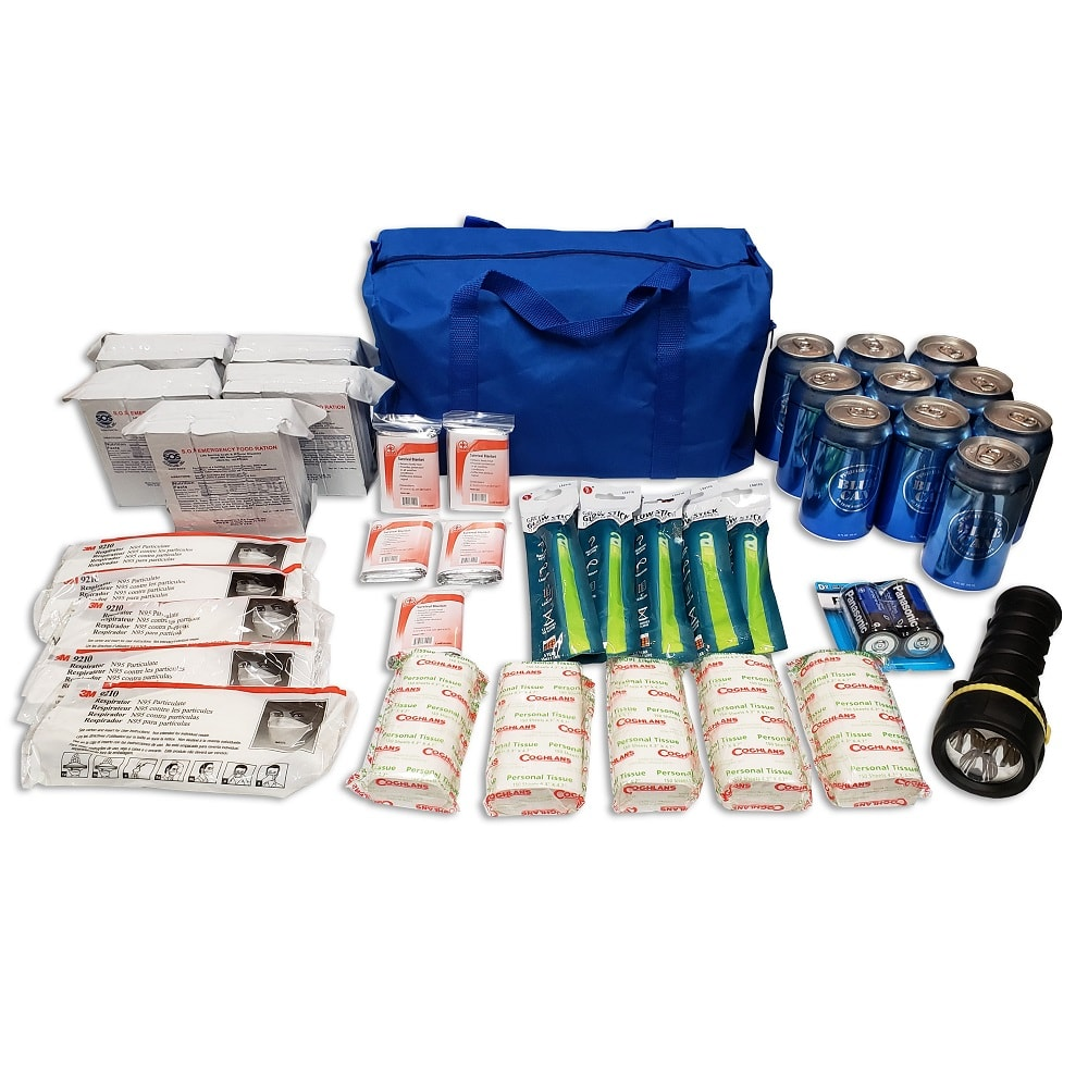 Cabinet kit - Blue Bag