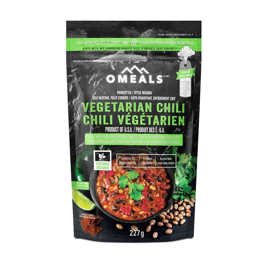Canada OMEALS Veggie Chili