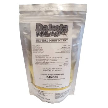 Dakota Magic disinfectant 12 Pack 1000px