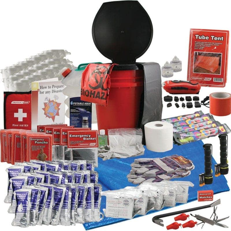 Deluxe Classroom Emergency Kit
