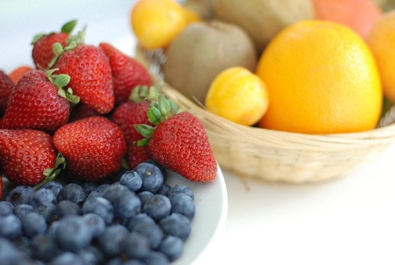 Nutritious Fruits and Veggies