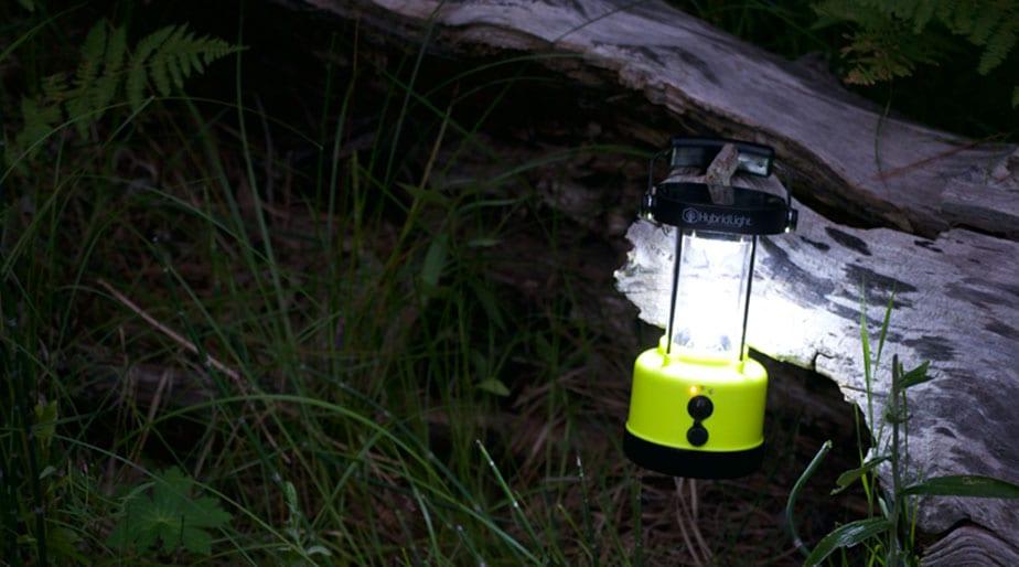 Hybrid Solar Camping Lantern 3