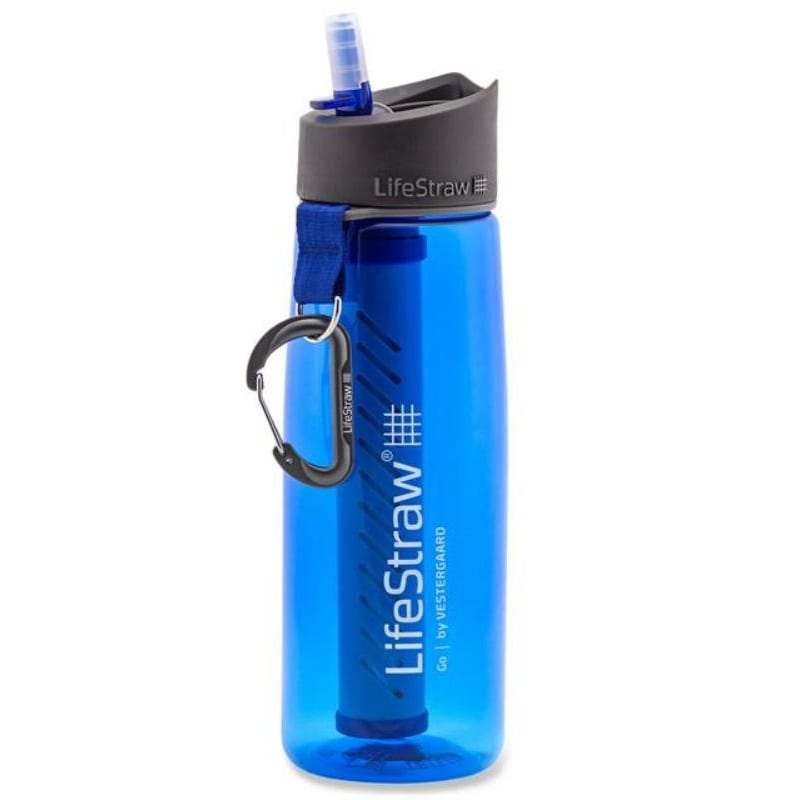 LifeStraw Go 2 Stage – Blue 1