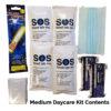 Medium Daycare Kit Labelled 1