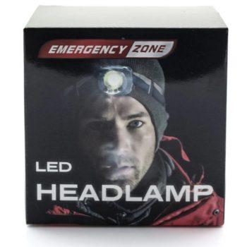 Motion Sensitive Headlamp Box