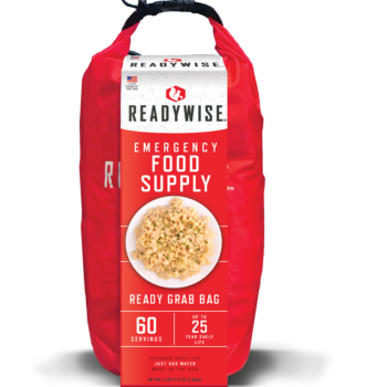 ReadyWise Dry Bag 60 Serving