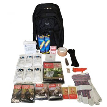 Refuge 1 Person 3 Day Emergency Kit