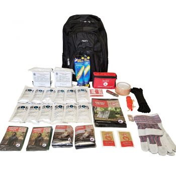 Refuge 2 Person 3 day emergency kit