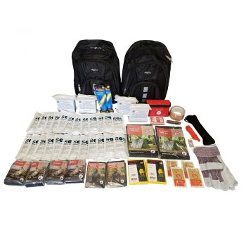 Refuge 4 Person 3 Day Emergency Kit