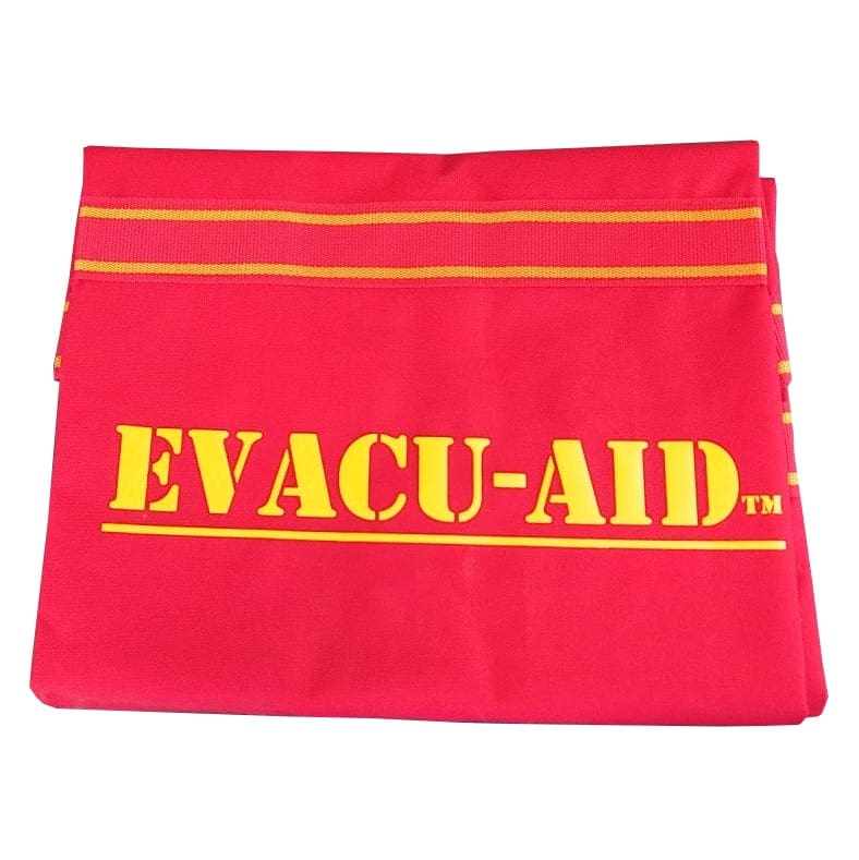 Evacu-aid folding stretcher - folded