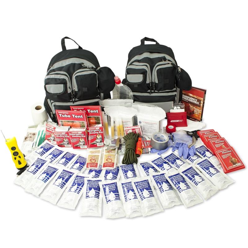 Urban 4 person survival kit