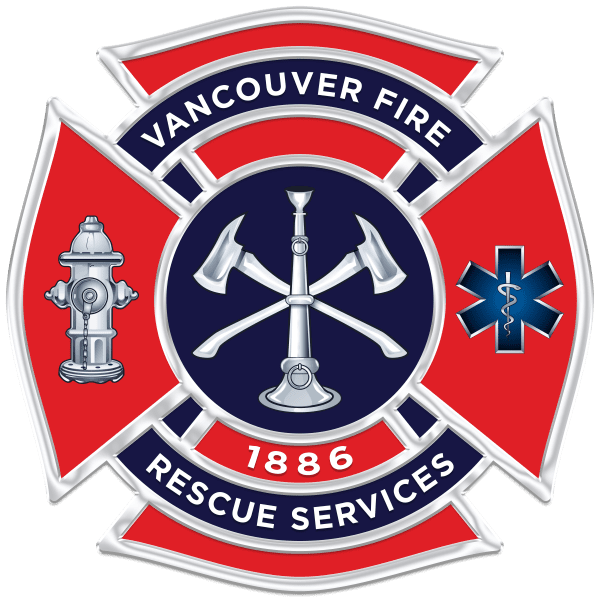 Vancouver Fire Rescue Services Logo