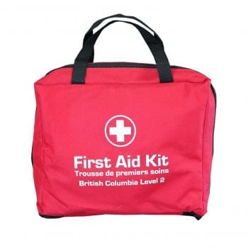 WCB Level 2 First Aid Kit closed