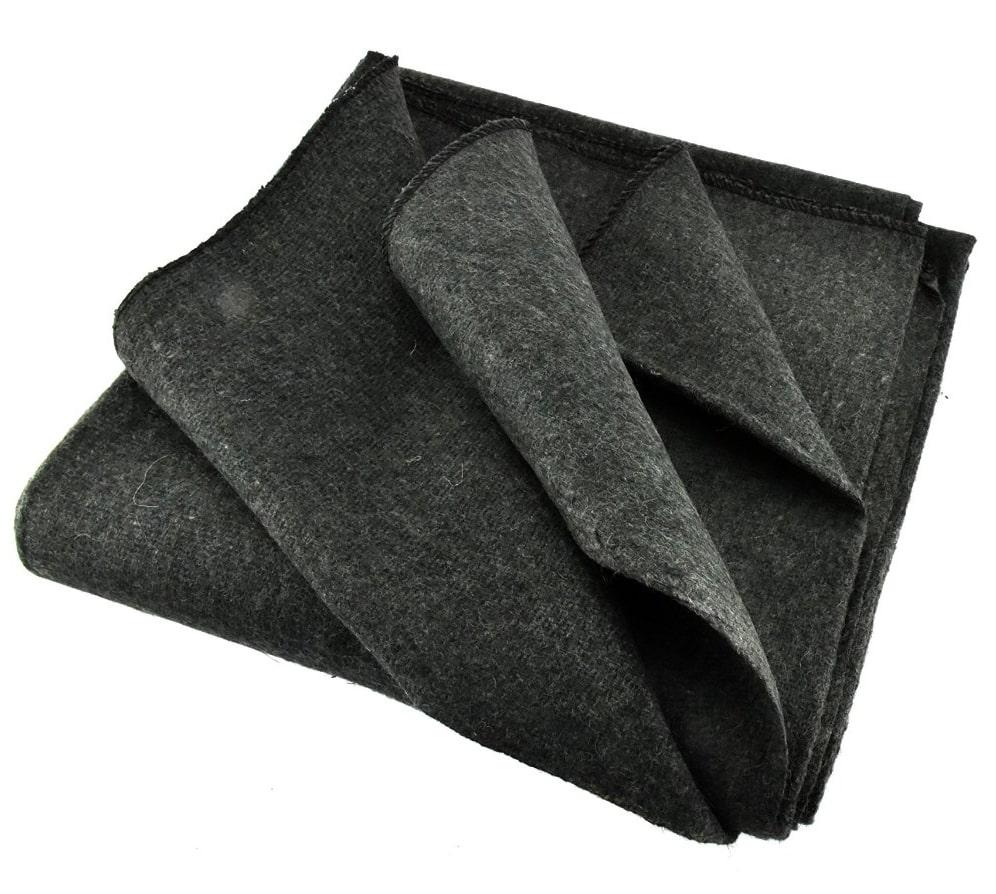 Wool Blanket – Open