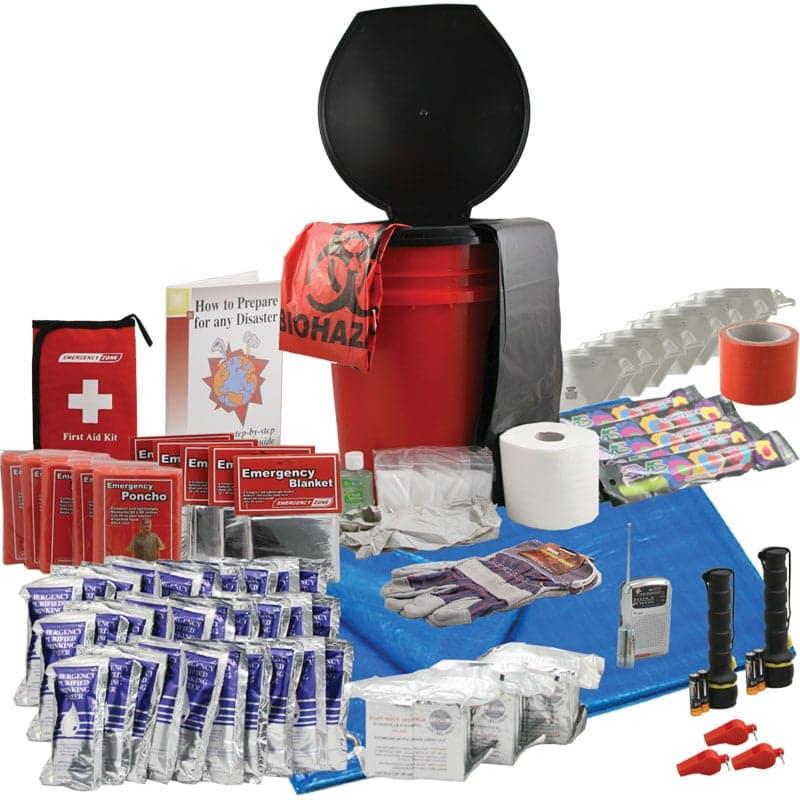 Basic Classroom Emergency Kit
