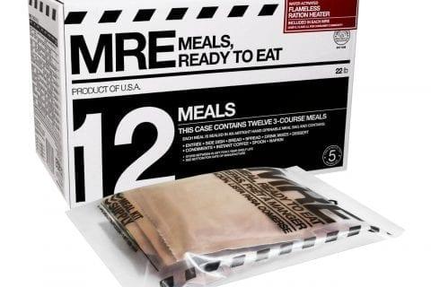 Case of MREs