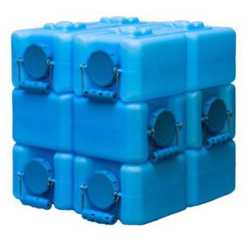 waterbrick 6 pack
